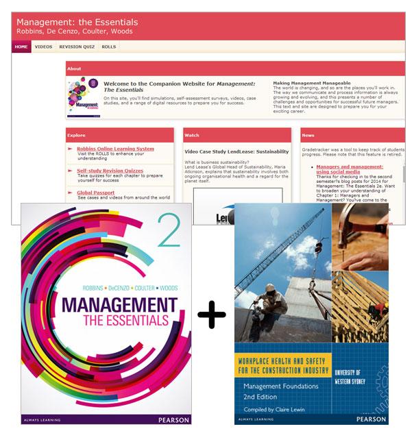 VP Management: Essentials + CW + Work Health