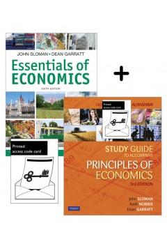 Value Pack Principles of Economics Student Study Guide + MyEconLab with Essentials of Economics eBook