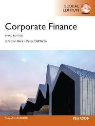 Value Pack Corporate Finance: Global Edition + MyFinanceLab