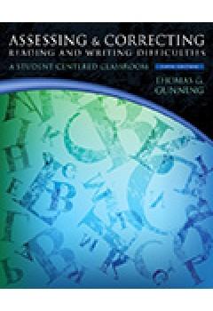 Vpack Assessing & Correcting Reading + M (5e)