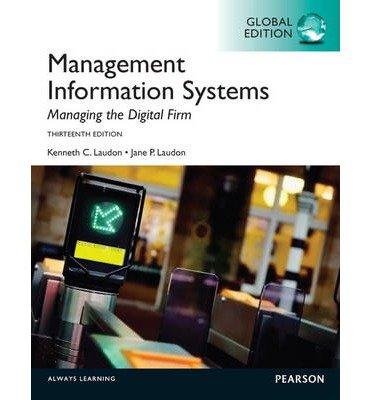 Management Information Systems + MyMISlab Valuepack 13ed