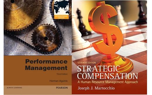 Strategic Compensation 7e + Performance Management 3e