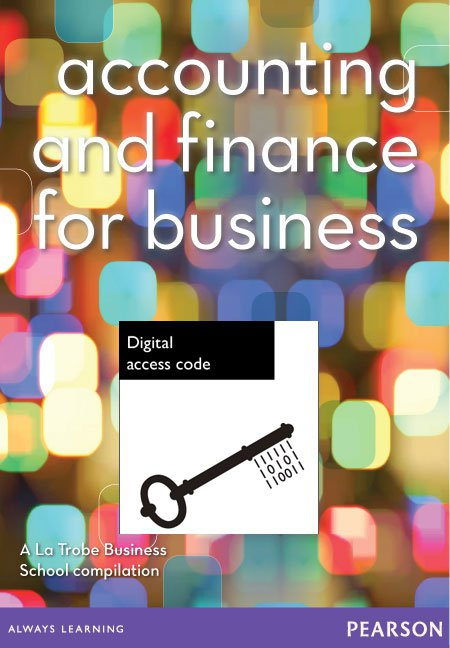 BUS1AFB Accounting & Finance Text + EText Card & BUS1BUF Business Foundations Text + EText Card (4 item Colour pack)