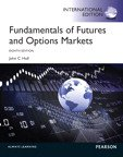 Value Pack Fundamentals Futures Options Markets + Student Solutions Manual Pearson New International Edition