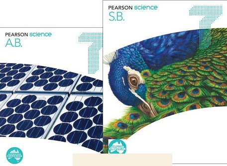 Pearson Science  7 Student Book/Activity Book/eBook 3.0 Combo Pack