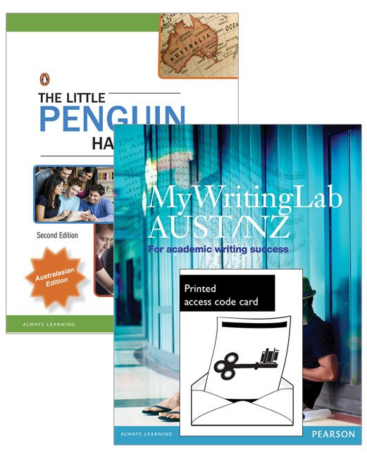 Value Pack Little Penguin Handbook + MyWritingLab