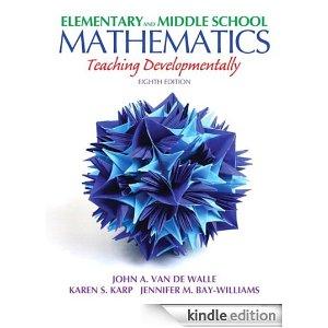 VP Elementary & Middle School Mathematics + MyMathLabGlobal Van de Walle