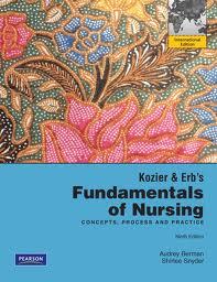 VPACK for NS1005 UNDA Sydney: Fundamentals of Nursing + MyNursingKit + Visual Essentials A&P Berman+Berman+Martini et al