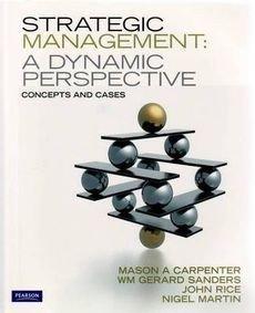 Strategic Management + Little Penguin Handbook 2E