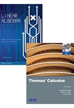 Value Pack Thomas' Calculus Global Edition + Linear Algebra (Custom Edition) + MyMathLab