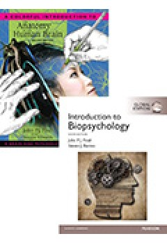 Value Pack Biopsychology (Custom Edition) + A Colorful Introduction to the Anatomy of the Human Brain: A Brain & Psychology Coloring Book (Custom Edition)