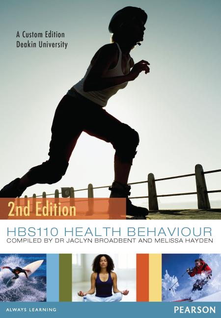 Health Behaviour HBS110 (Custom Edition)