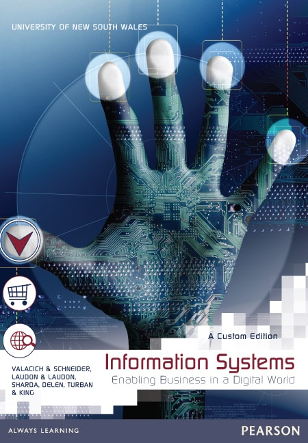 Information Systems (Custom Edition)