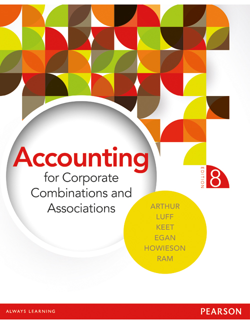Accounting for Corporate Combinations and Associations (8e)