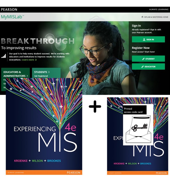 Value Pack Experiencing MIS + MyMISLab with eText