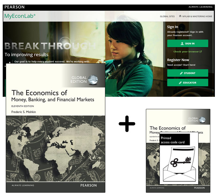 Value Pack The Economics of Money, Banking and Financial Markets, Global Edition plus MyEconLab with eText