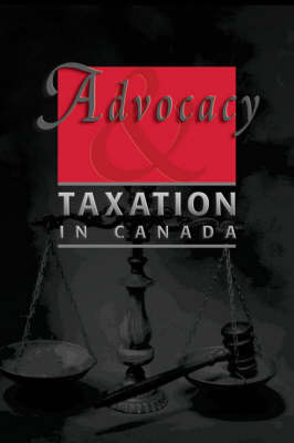 Advocacy and Taxation in Canada