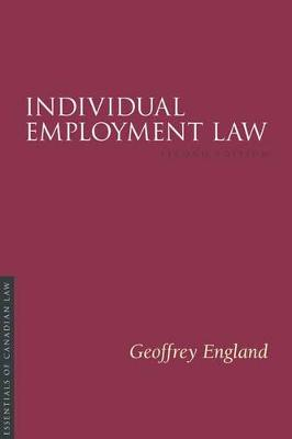 Individual Employment Law