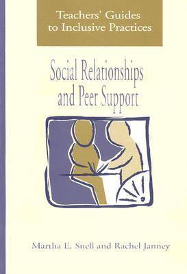 Social Relationships and Peer Support