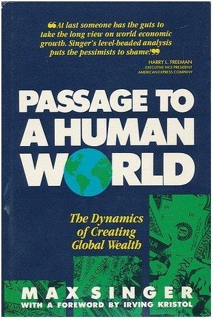 Passage to a Human World