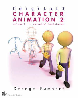 Digital Character Animation Book 2: v. 1: Essential Techniques