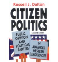 Citizen Politics in Western Democracies: Public Opinion and Political Parties in the US, UK, Germany and France