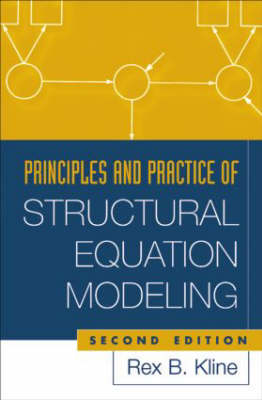 Principles and Practice of Structural Equation Modelling