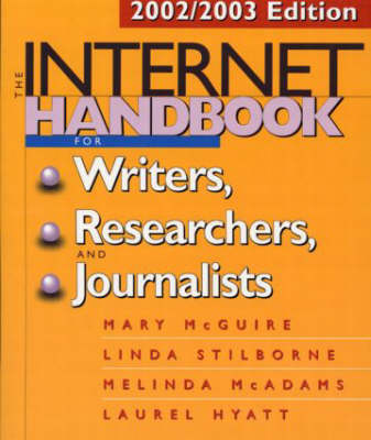 Internet Handbook for Writers, Researchers, and Journalists