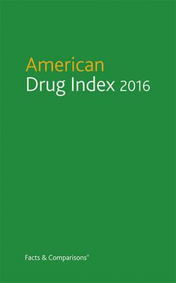 American Drug Index 2016