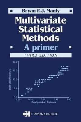 Multivariate Statistical Methods: A Primer