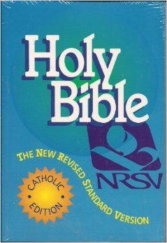 Holy Bible: The New Revised Standard Version