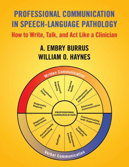 Professional Communication in Speech Language Pathology: A Survival Guide