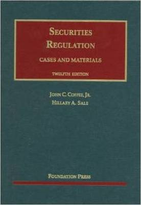 Coffee and Sale's Securities Regulation, 12th