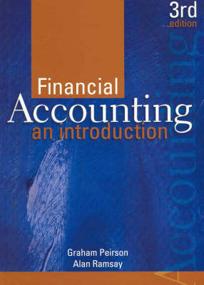 Financial Accounting: An Introduction