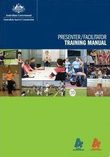 Presenter/Facilitator Training Manual
