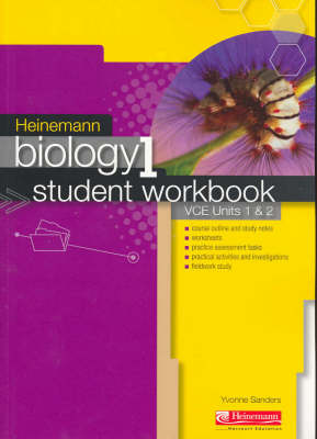 Heinemann Biology 1 Student Workbook