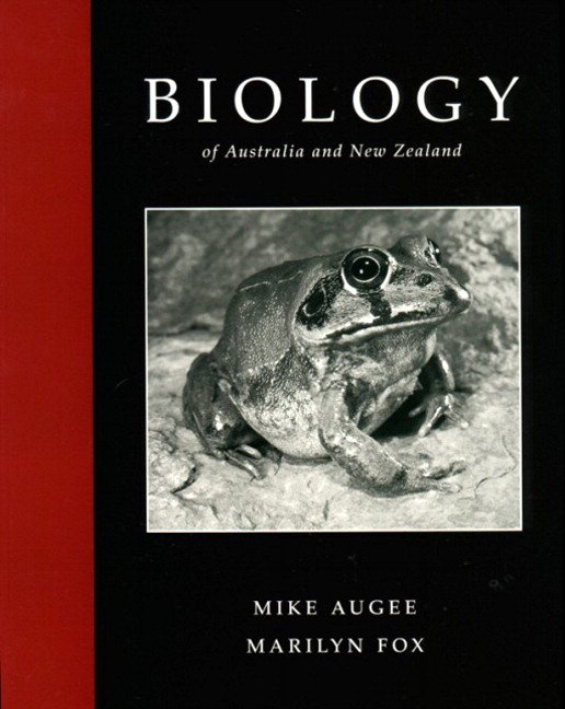 Biology of Australia and New Zealand