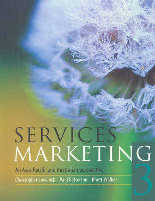 Services Marketing: an Asia-Pacific Perspective