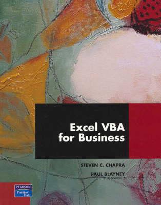 Excel Vba for Business