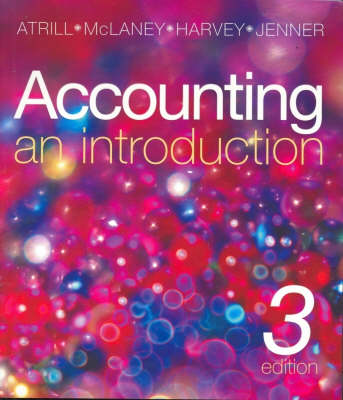 Accounting an Intro WebCt Pack