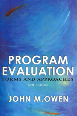 Program Evaluation: Forms and Approaches