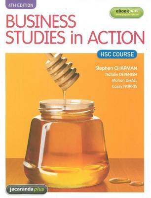 Business Studies in Action HSC  Course 4E & eBookPLUS