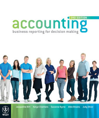 Accounting: Business Reporting for Decision Making 3E
