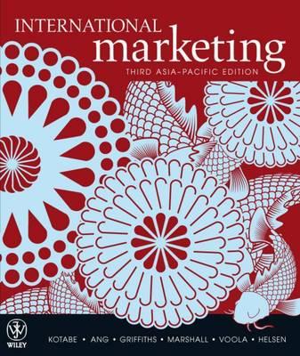International Marketing Third Asia-Pacific Edition