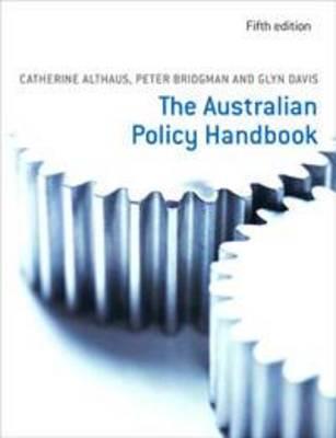 The Australian Policy Handbook