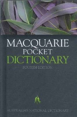 Macquarie Pocket Dictionary