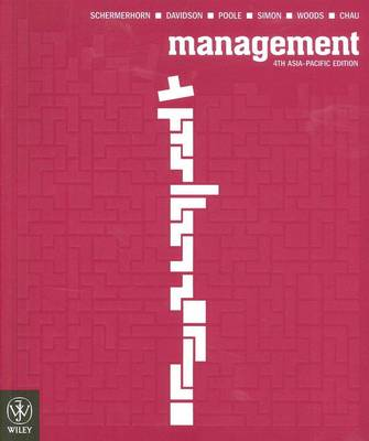 Management Fourth Asia Pacific Edition + Wiley Desktop Edition + Interactive Study Guide