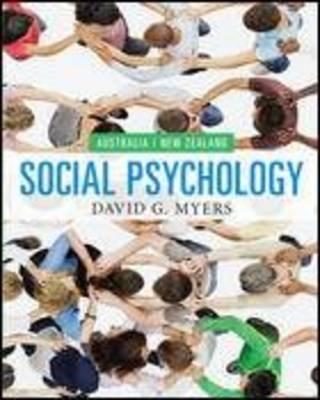 Social Psychology ANZ