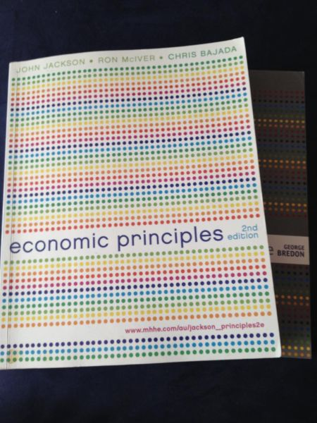 SW Economic Principles + SG + CNCT Plus