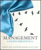 Management: a Pacific Rim Focus 6ed + Connect Online
